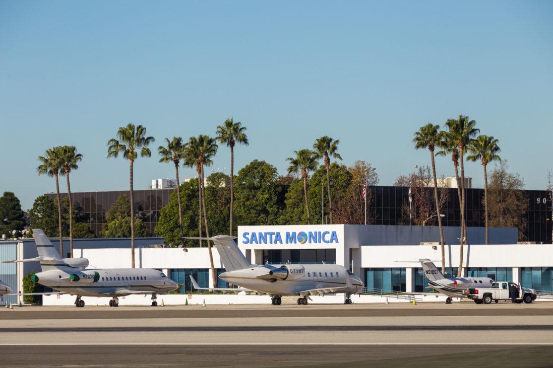 Santa Monica Municipal Airport (SMO) – Santa Monica, CA