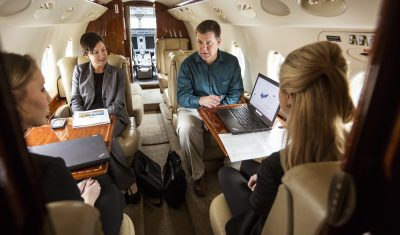 Business Aircraft Uses