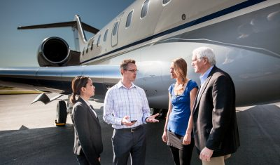 About Business Aviation