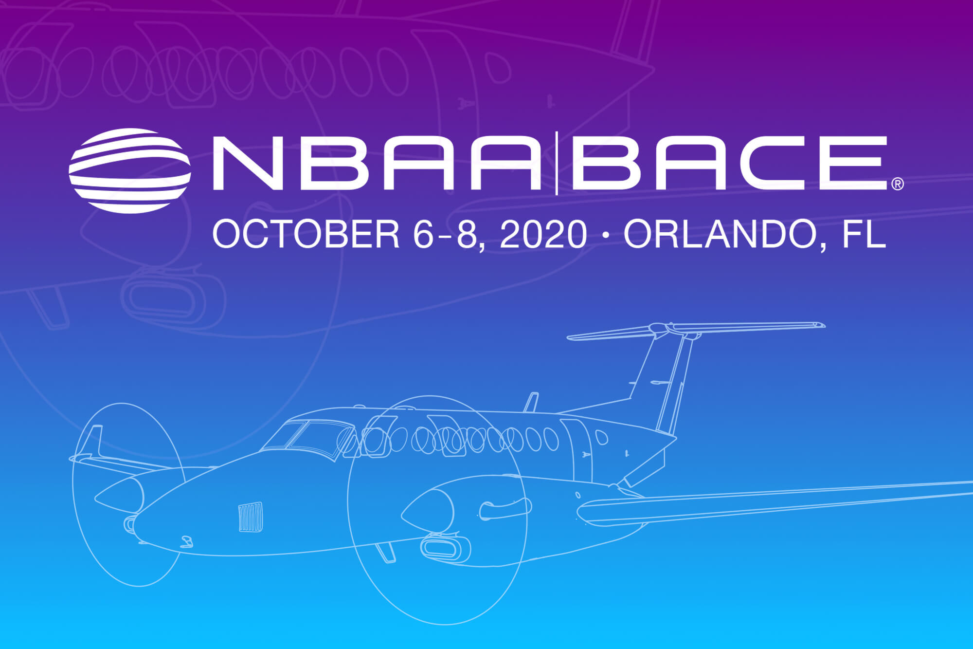 2020 NBAA Business Aviation Convention & Exhibition (NBAA-BACE)
