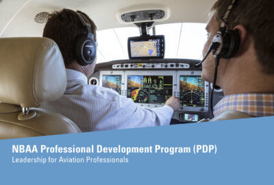 2019 PDP Course: Leadership for Aviation Professionals